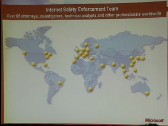 Internet Safety Enforcement Team