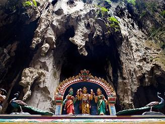 Thaipusam, Malajsie, Batu Caves