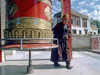 Jak jsem učil v indickém Ladaku