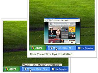 Visual Task Tips