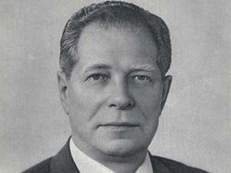 Dmitrij Fjodorovič Ustinov