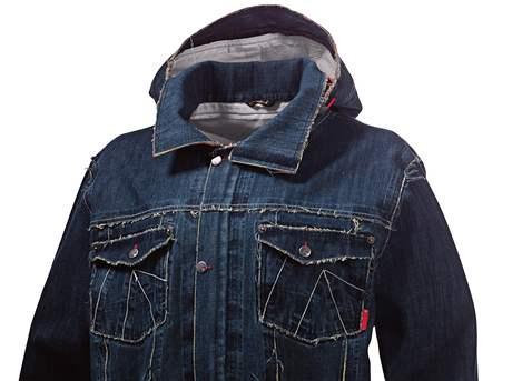 Dobrým příkladem můžou být džíny a džínová bunda Burton LTD ...