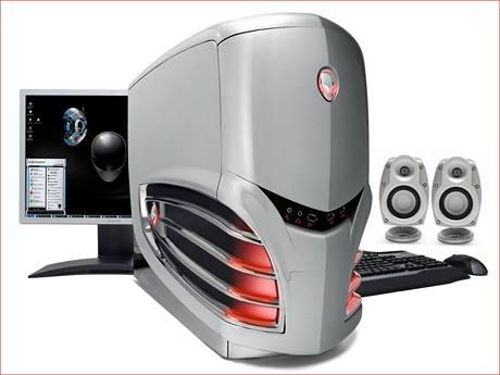 PC sestava Alienware