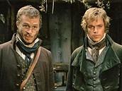Kletba bratří Grimmů - Matt Damon a Heath Ledger