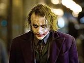 Temný rytíř - Heath Ledger v roli Jokera