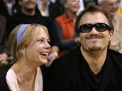 Heath Ledger a Michelle Williams