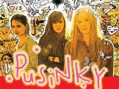 Plakát k filmu Pusinky