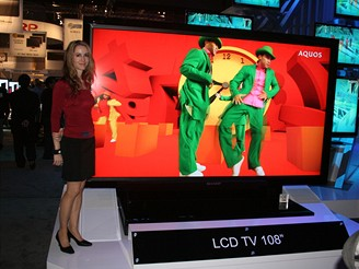 LCD 108