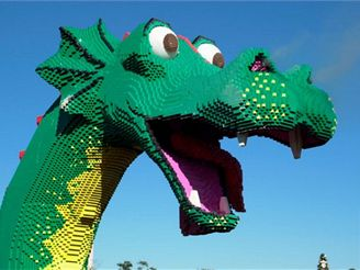 Lego děti - ilustrační fotka