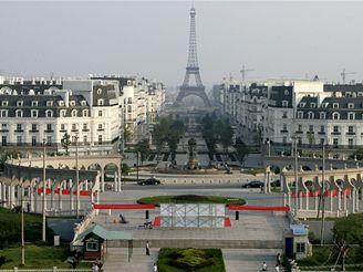 Na východě Číny vyrostla Paříž