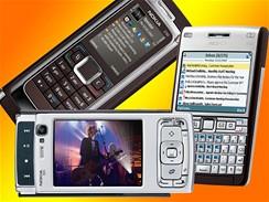 Nokia E90, Nokie E61i a Nokia N95