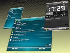 Windows Mobile 6 (Standard, Classic, Professional) podporují celou řadu nativních rozlišení