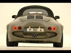 Roadster PGO Cévennes Turbo-CNG poháněný zemním plynem