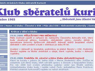 Sběratel-ksk.cz