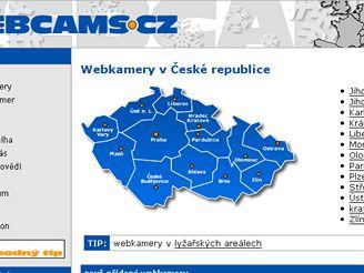 Webcams.cz