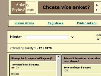 Ankety.stylově.com