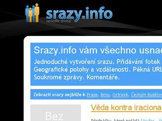 Srazy.info
