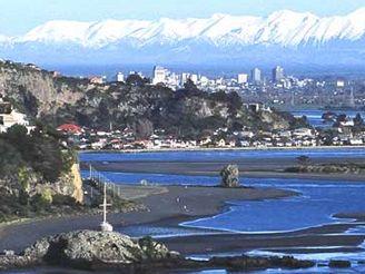 Christchurch, Nový Zéland