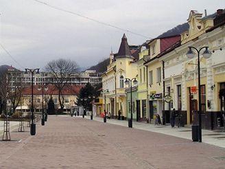 Výlet do Trenčína