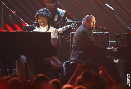 Grammy - Little Richard a Jerry Lee Lewis