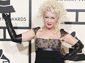Cyndi Lauper na cen�ch Grammy