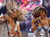 Grammy - Beyonc� a Tina Turner