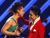 Grammy - Alicia Keys a Prince