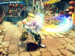 Street Fighter IV.