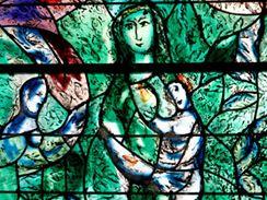 Curych, Chagall