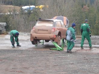 Škoda Fabia Super 2000
