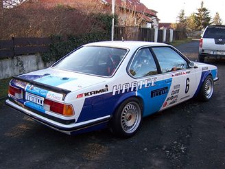 BMW 635 CSi Hartge