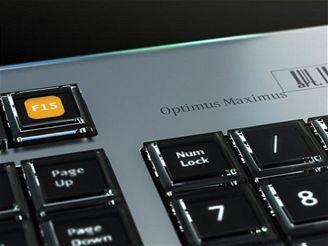 Optimus Maximus - detail