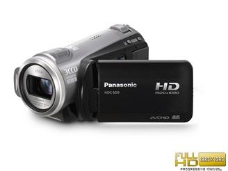 Panasonic novinky 2008