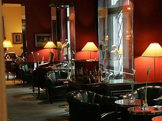 Pražský hotel Le Palais