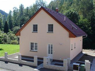 Montovaný dům lze postavit i za pár dnů