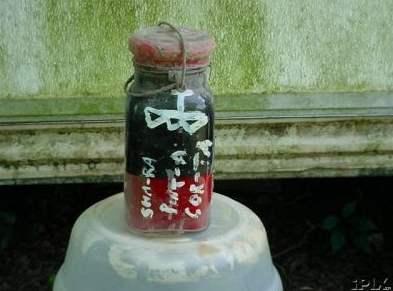 Duch v lahvi...