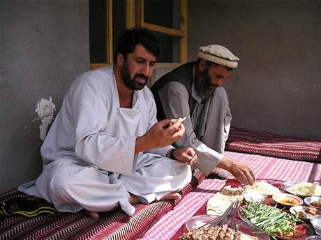 Jak se bydlí v Afghánistánu
