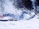 Úraz na lyžích - ilustrační foto