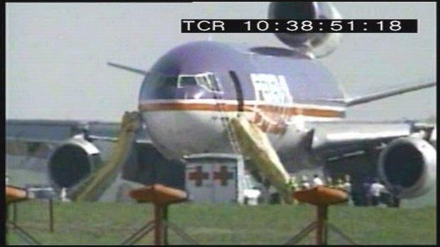 Letecké katastrofy (Rvačka v pilotní kabině)