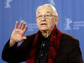 Andrzej Wajda, režisér filmu Katyň, na Berlinale