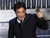 Oscar - Javier Bardem s cenou pro nejlepšího herce ve vedlejší roli