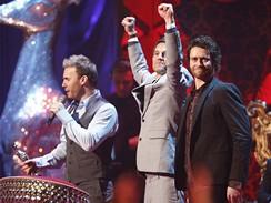Brit Awards �08 - Take That