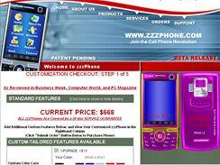 zzzPhone - sestavte si vlastní mobil