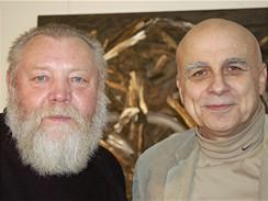 Ivo Pe��k a Ivan Ml�dek