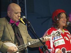 Ivan Ml�dek a Banjo band