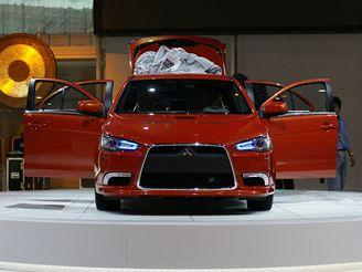 Mitsubishi Concept S
