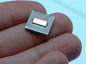 Intel Atom - čip