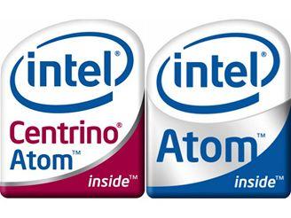 Intel Atom - loga