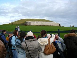 Irsko, Newgrange