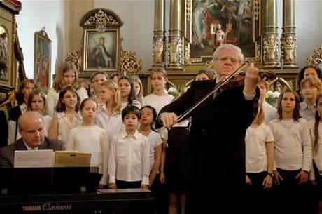 Pražské jaro 2006 - Josef Suk a žáci ZUŠ Benešov
